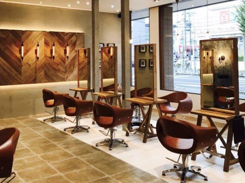 AUBE hair lapia 函館店