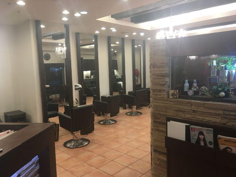 アンテナ ヘアリゾート 北浦和店<ANTEnNA HairResort>
