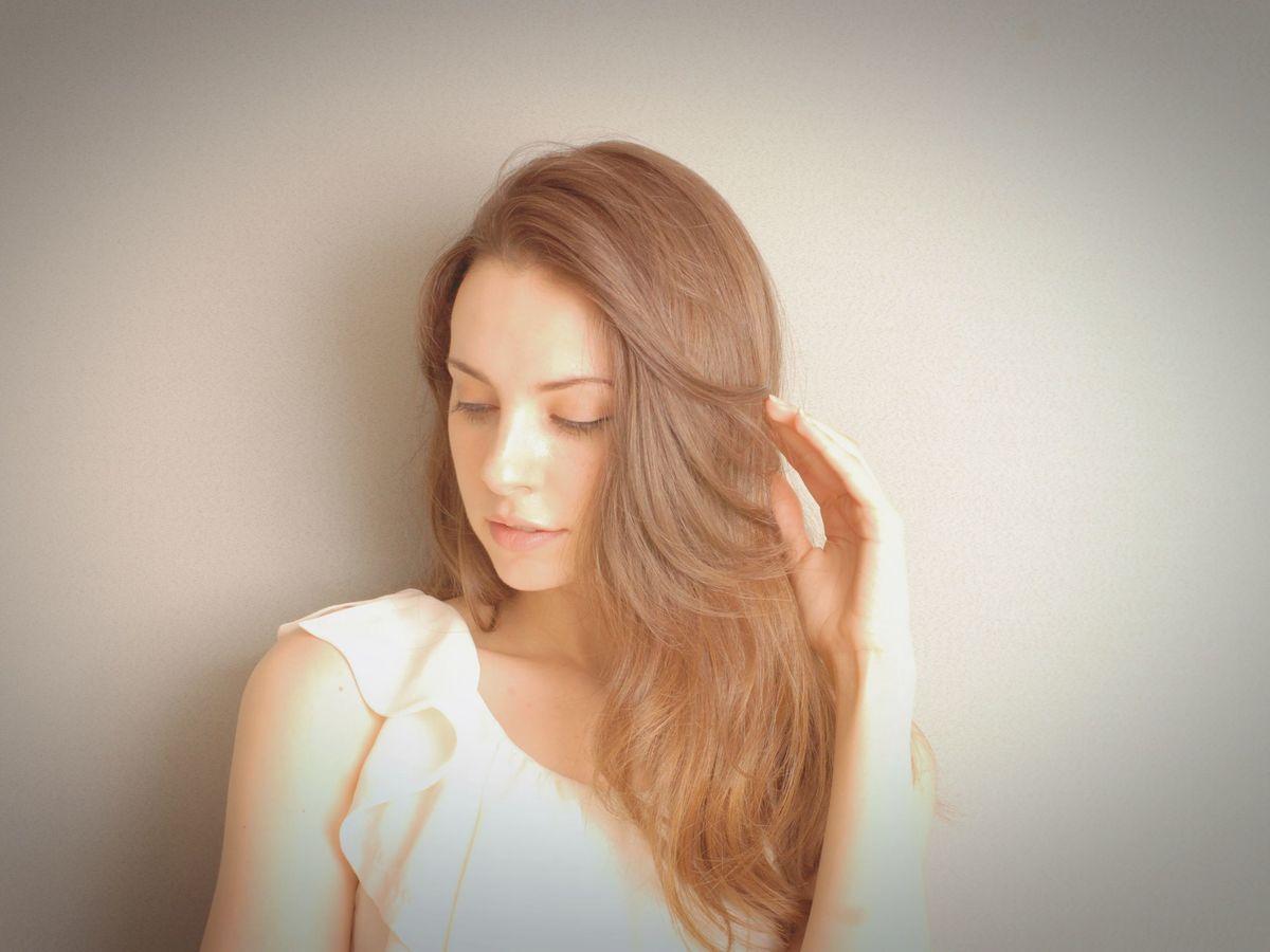 バロックヘア[Baroque hair]