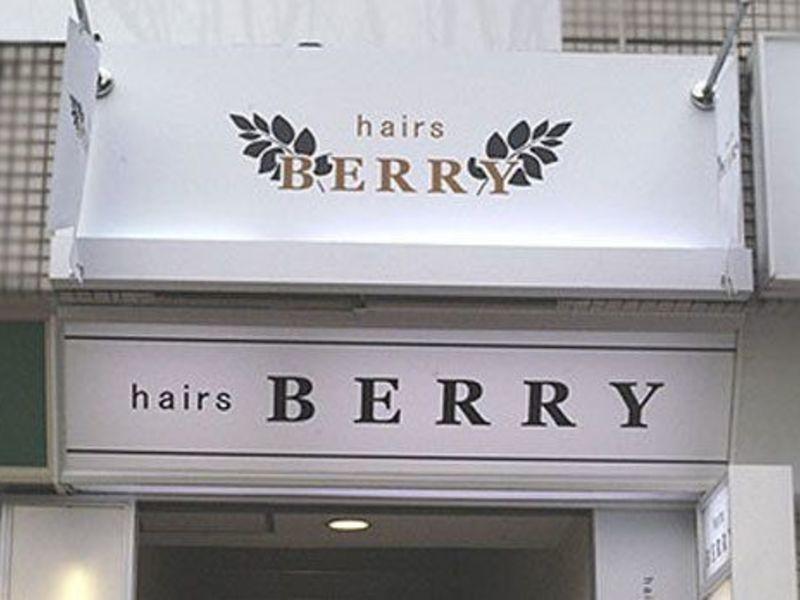 hairs BERRY古川橋店