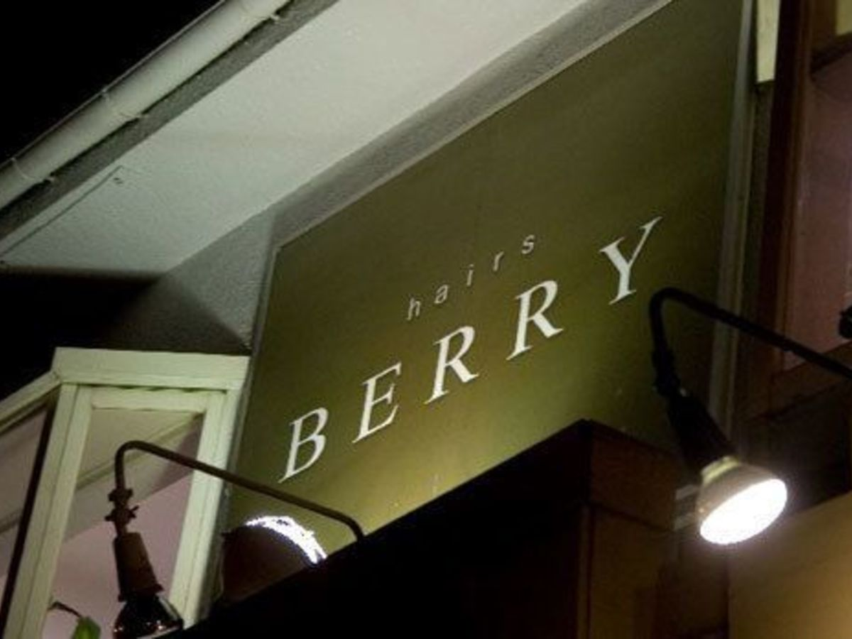 hairs BERRY 都島店