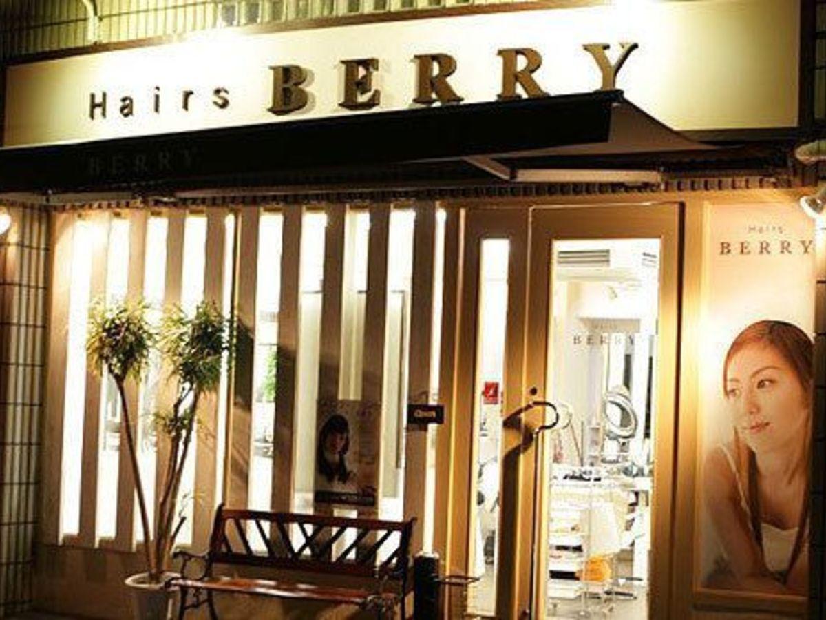 hairs BERRY 豊津店