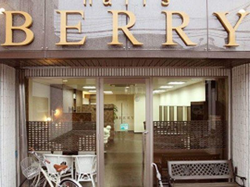 hairs BERRY 伏見桃山店