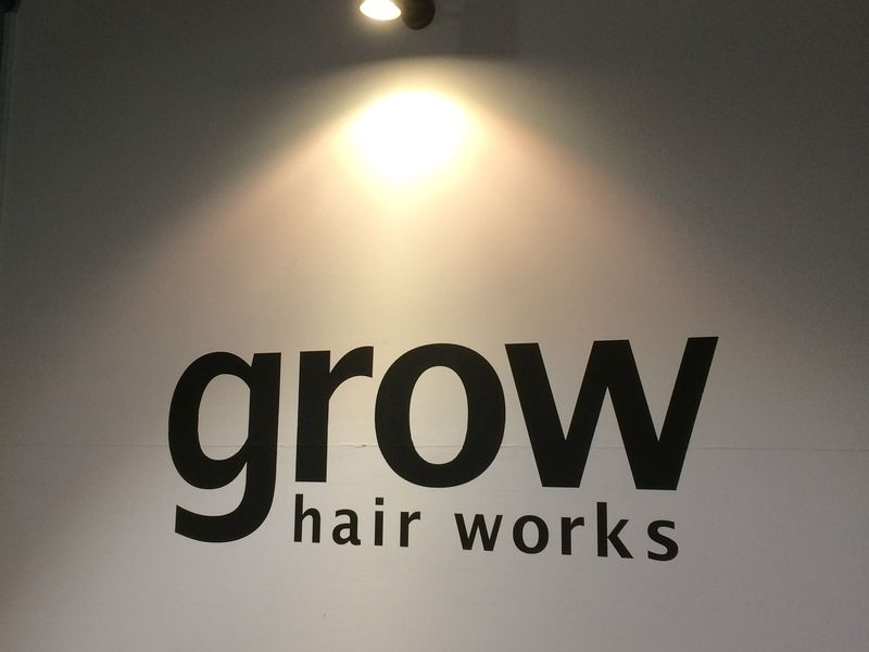 グロウヘアワークス<grow hair works>