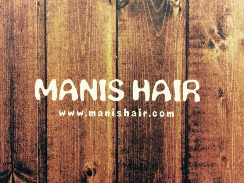 美容室マニスヘアー[MANIS HAIR]