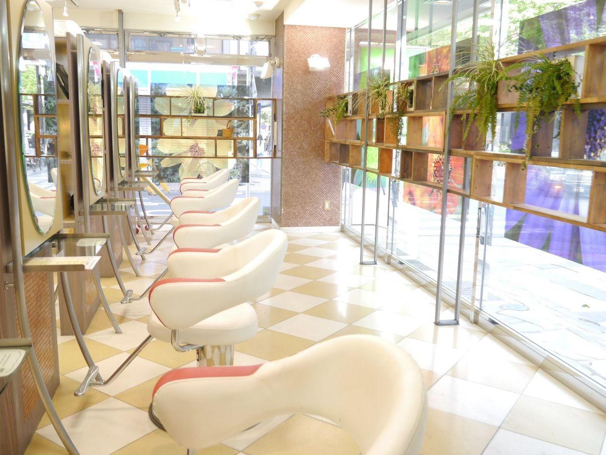 アース 錦糸町店<HAIR&MAKE EARTH>