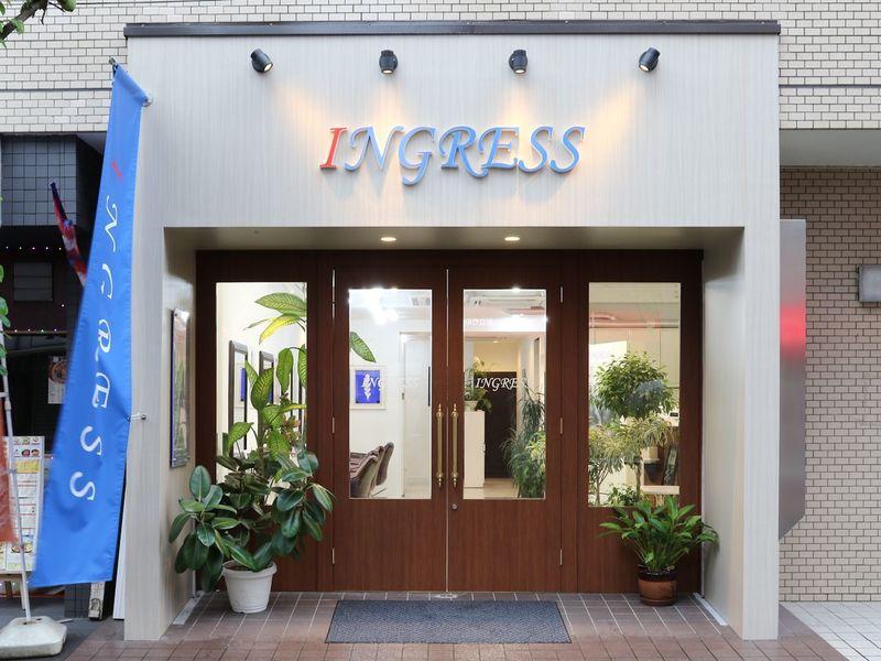 イングレス<INGRESS>