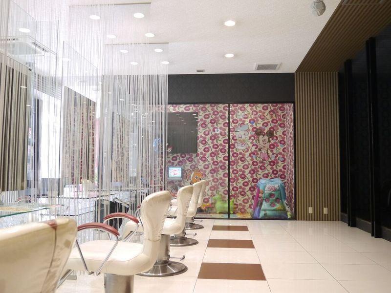 アース 八王子店<HAIR&MAKE EARTH>